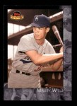 2001 Topps American Pie #58  Maury Wills  Front Thumbnail