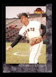 2001 Topps American Pie #64  Orlando Cepeda  Front Thumbnail