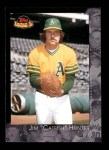 2001 Topps American Pie #107  Catfish Hunter  Front Thumbnail
