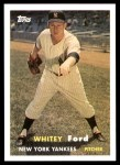 2010 Topps Cards Your Mom Threw Out #64 CMT Whitey Ford  Front Thumbnail
