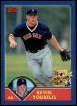 2010 Topps Cards Your Mom Threw Out #52 CMT Kevin Youkilis  Front Thumbnail