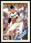 2010 Topps Cards Your Mom Threw Out #37 CMT Nolan Ryan  Front Thumbnail