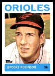 2010 Topps Cards Your Mom Threw Out #13 CMT Brooks Robinson  Front Thumbnail