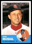 2010 Topps Cards Your Mom Threw Out #12 CMT Stan Musial  Front Thumbnail