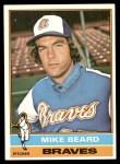 1976 Topps #53  Mike Beard  Front Thumbnail
