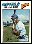 1977 Topps #340  Hal McRae  Front Thumbnail