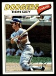 1977 Topps #50  Ron Cey  Front Thumbnail
