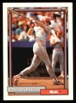 1992 Topps #61  Paul O'Neill  Front Thumbnail
