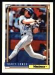 1992 Topps #271  Tracy Jones  Front Thumbnail
