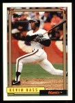 1992 Topps #513  Kevin Bass  Front Thumbnail