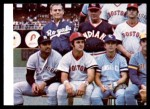 1977 Topps Cloth Stickers   AL Middle-Left Puzzle Piece  Front Thumbnail