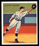 1934 Diamond Stars Reprint #16  Lloyd Waner  Front Thumbnail