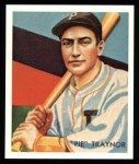 1934 Diamond Stars Reprint #27  Pie Traynor  Front Thumbnail