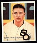1934 Diamond Stars Reprint #51  John Whitehead  Front Thumbnail