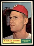 1961 Topps #359  Dallas Green  Front Thumbnail