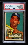 1952 Topps #311  Mickey Mantle  Front Thumbnail