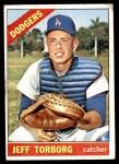 1966 Topps #257  Jeff Torborg  Front Thumbnail
