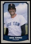 1989 Pacific Legends #168  Mike Torrez  Front Thumbnail