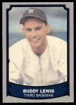 1989 Pacific Legends #119  Buddy Lewis  Front Thumbnail