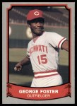 1989 Pacific Legends #173  George Foster  Front Thumbnail
