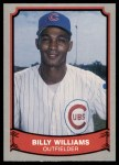 1989 Pacific Legends #184  Billy Williams  Front Thumbnail