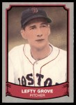 1989 Pacific Legends #185  Lefty Grove  Front Thumbnail