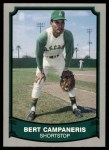 1989 Pacific Legends #157  Bert Campaneris  Front Thumbnail