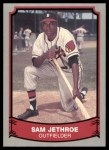 1989 Pacific Legends #206  Sam Jethroe  Front Thumbnail