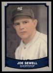 1989 Pacific Legends #125  Joe Sewell  Front Thumbnail