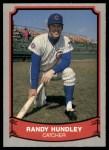 1989 Pacific Legends #207  Randy Hundley  Front Thumbnail