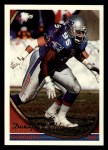 1994 Topps #24  Dwayne Sabb  Front Thumbnail