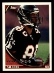 1994 Topps #80  Andre Rison  Front Thumbnail