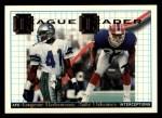 1994 Topps #119  Eugene Robinson / Nate Odomes  Front Thumbnail