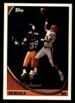 1994 Topps #189  Carl Pickens  Front Thumbnail