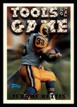 1994 Topps #199   -  Jerome Bettis Tools of the Game Front Thumbnail