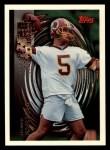 1994 Topps #206  Heath Shuler  Front Thumbnail