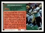 1994 Topps #324  Mark Bortz  Back Thumbnail