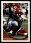 1994 Topps #334  Ricky Ervins  Front Thumbnail