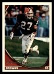 1994 Topps #339  Stevon Moore  Front Thumbnail