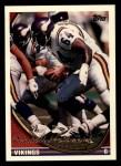 1994 Topps #350  Randall McDaniel  Front Thumbnail