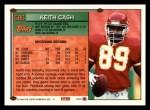 1994 Topps #586  Keith Cash  Back Thumbnail