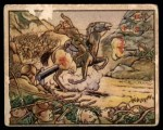 1938 Gum Inc. Horrors of War #101   Japanese General Killed in Ambush Front Thumbnail