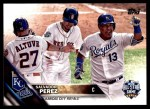 2016 Topps Update #206   -  Salvador Perez All-Star Front Thumbnail