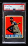 1948 Leaf #76  Ted Williams  Front Thumbnail
