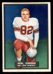 1951 Topps Magic #31  Bill Owens  Front Thumbnail