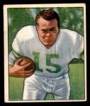 1950 Bowman #23  Steve Van Buren  Front Thumbnail
