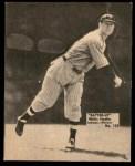 1934 Batter Up #103  Willis Hudlin   Front Thumbnail