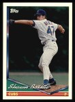 1994 Topps #177  Shawn Boskie  Front Thumbnail
