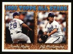 1994 Topps #394   -  Jeff Montgomery  /  Randy Myers All-Star Front Thumbnail