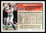 1994 Topps #397  Tim Salmon  Back Thumbnail